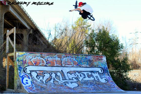 Zachery Rogers Bike Check 01