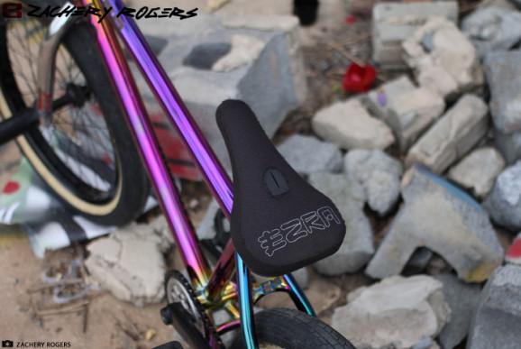 Zachery Rogers Bike Check 09