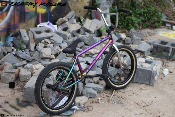 Zachery Rogers Bike Check 11