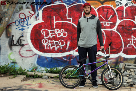 Zachery Rogers Bike Check 12
