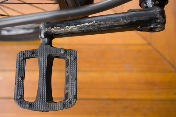 Ty Morrow Bike Check