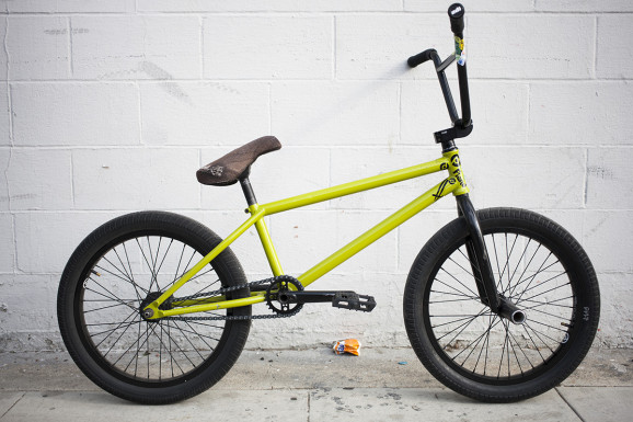 JJ Palmere Bike Check