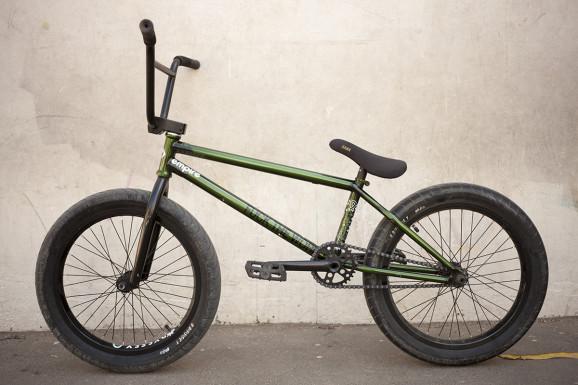 Chase Hawk Bike Check