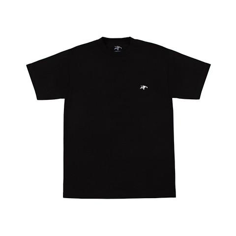 stitch tee Black 01