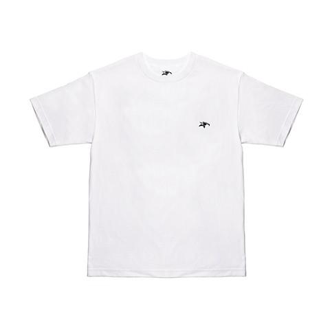 stitch tee white 01