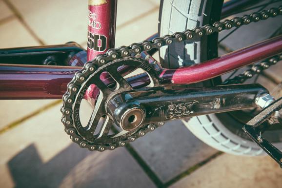 David Grant Bike Check 07