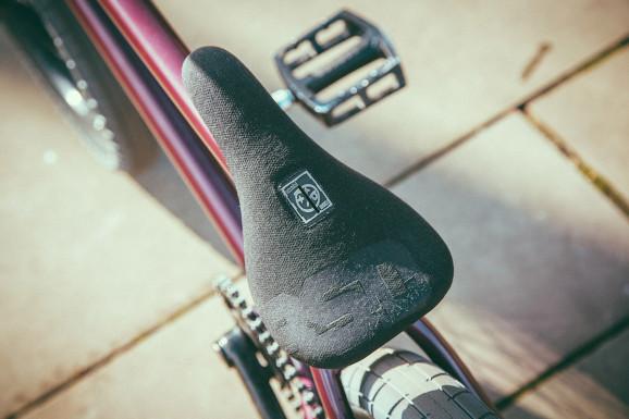 David Grant Bike Check 08