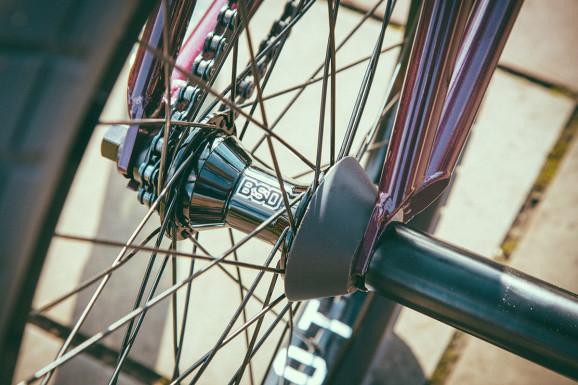 David Grant Bike Check 09