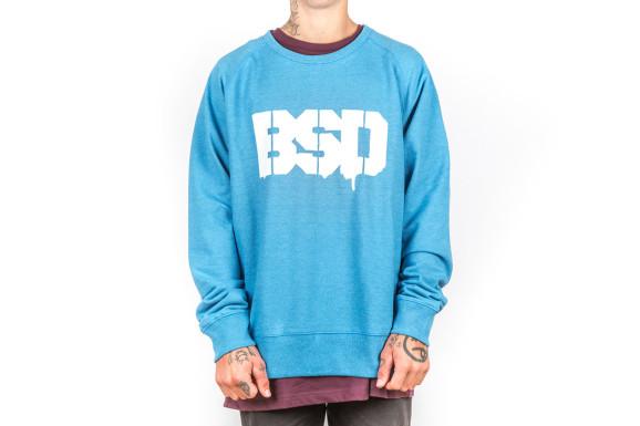 Drip Logo Sweatshirt 01