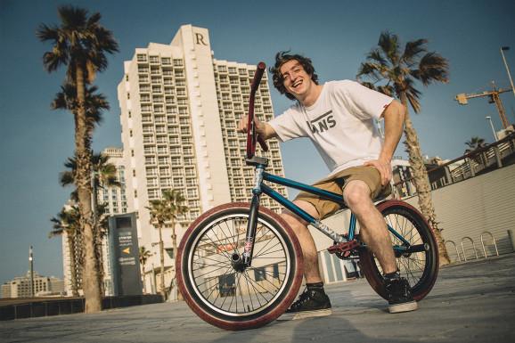 Alex D Bike Check 14