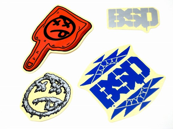BSD stickers pack 04
