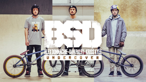 BSD - Alex Donnachie, Dan Paley & Kriss Kyle Undercover