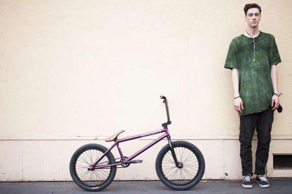 David Grant Bike Check