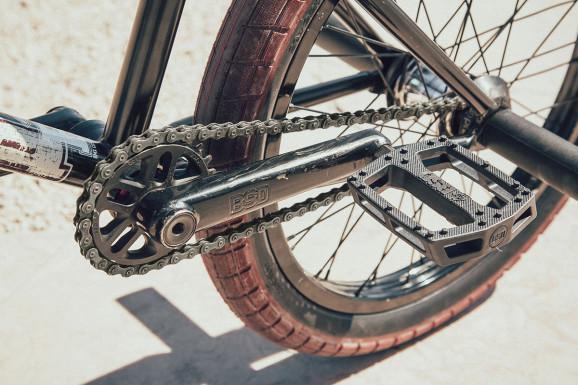 Sam Jones Bike Check 07