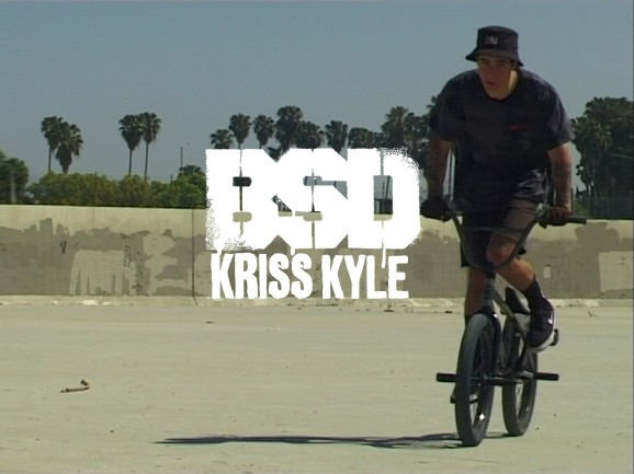 BSD - Kriss Kyle in California