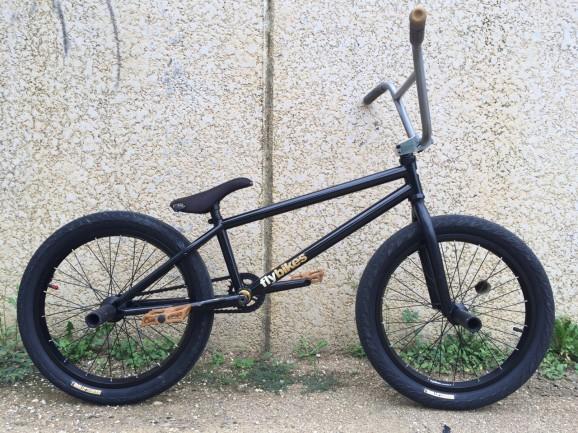 VANCHO BIKE オリジナル BSD Wheel 01