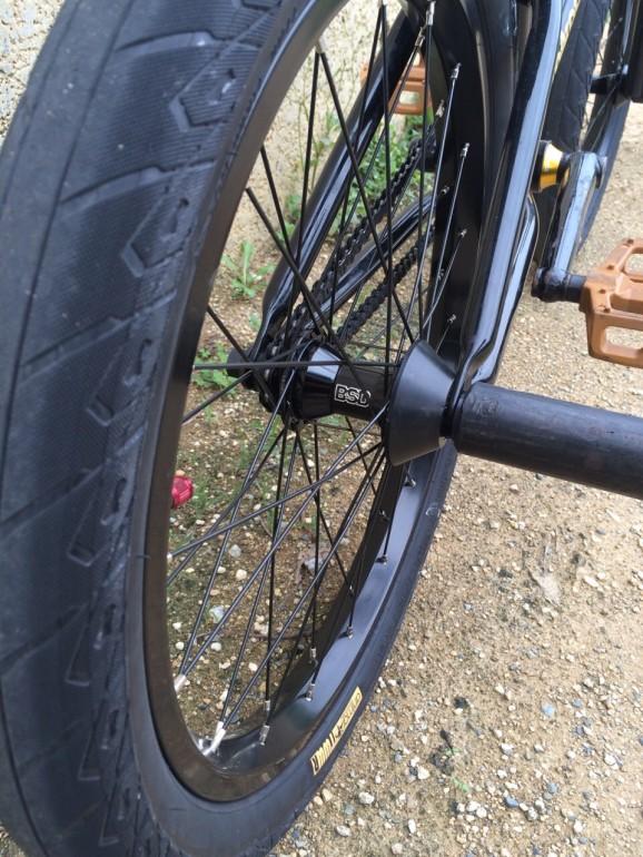 VANCHO BIKE オリジナル BSD Wheel 03