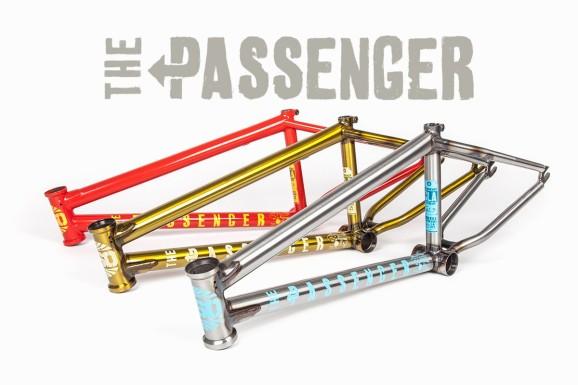 The Passenger Frame 01