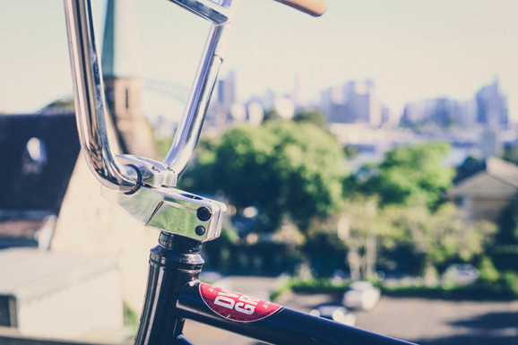Bike check Chris Whyte 08