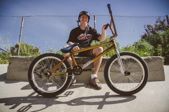 Alex D Bike Check 18