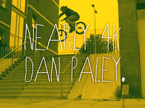 Nearly 4K - DAN PALEY - DVD Part