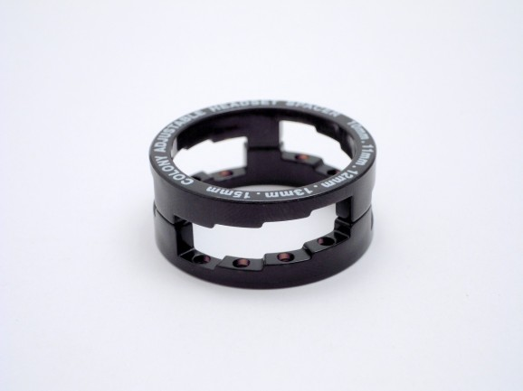 Colony Adjustable Headset Spacer 02
