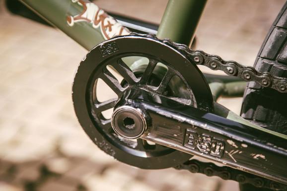 Sam Jones Bike Check 09