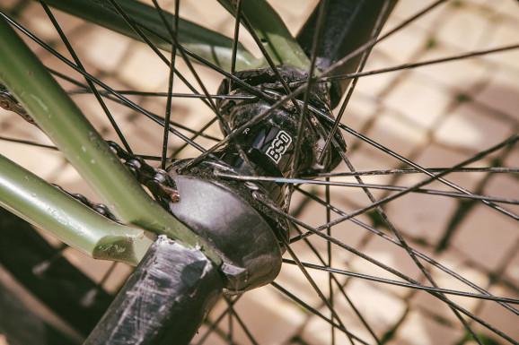Sam Jones Bike Check 10