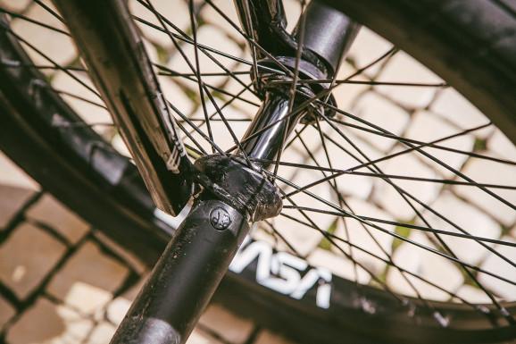 Sam Jones Bike Check 11