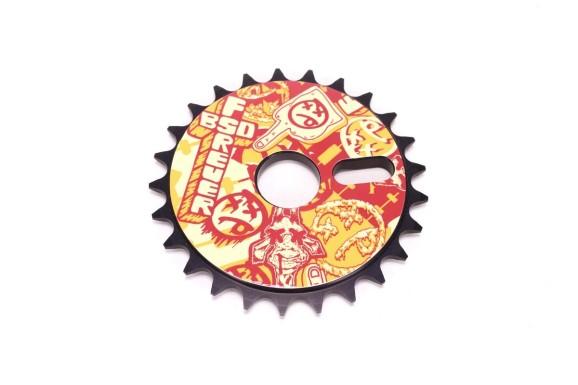 Sticker Bomb Sprocket 03