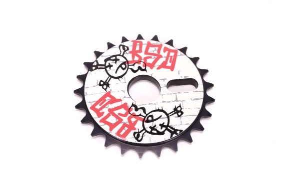 Sticker Bomb Sprocket 05