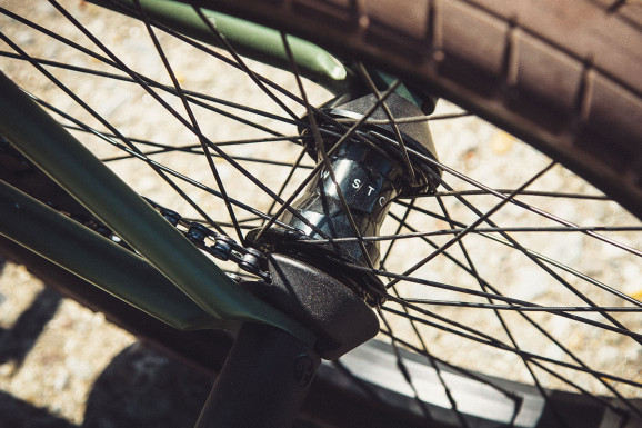 Dan Paley Bike Check 17
